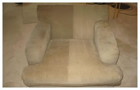Master Cleaners residential and commercial upholstery cleaning company